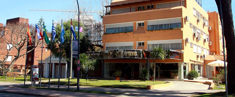 Contacto - Salto Grande Hotel